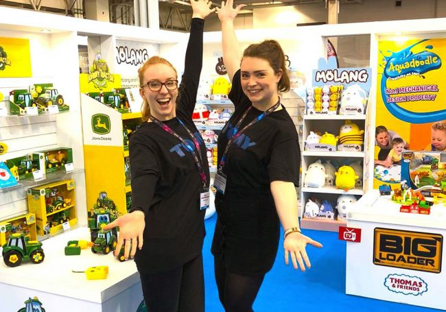 The Toy Fair Kidspeople Childrens Corporate Event Staffing Managment