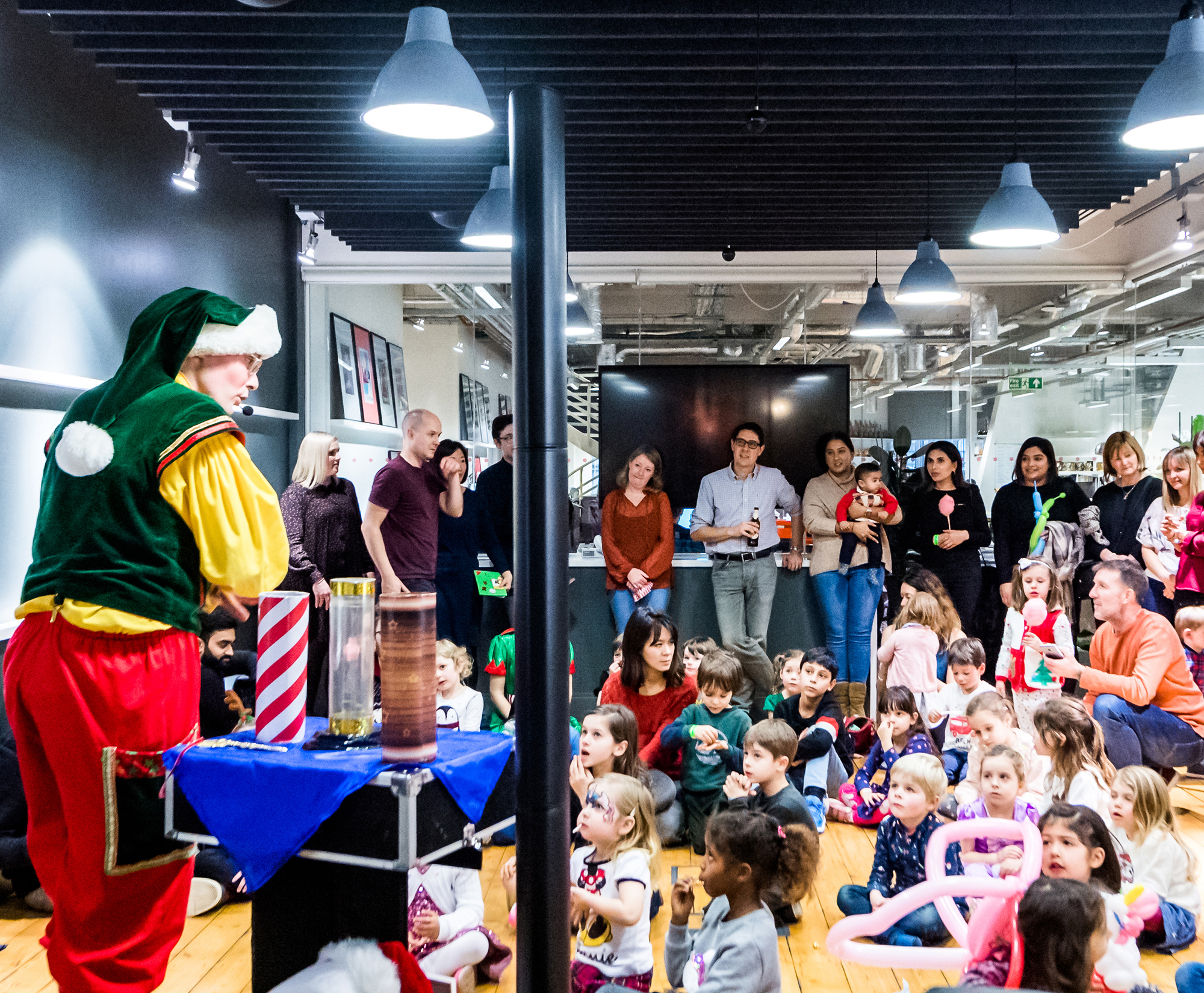 kidspeople childrens event staffing management christmas events