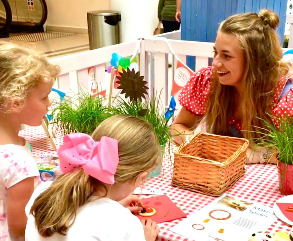 Kids People Event Staffing and Management