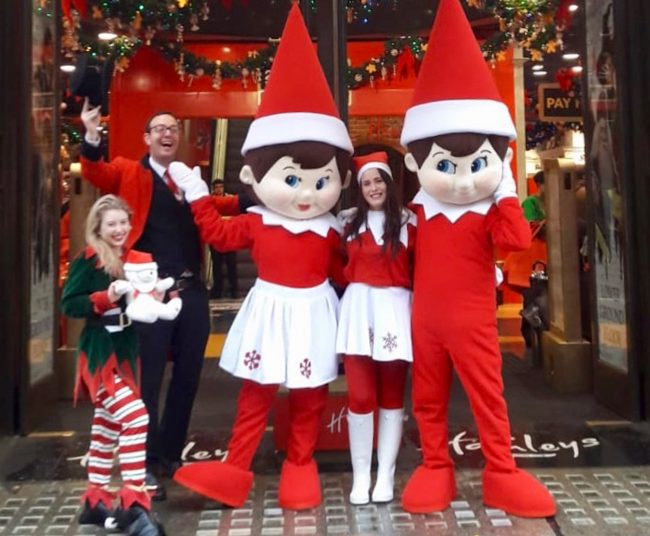 kidspeople childrens event staffing management hamleys