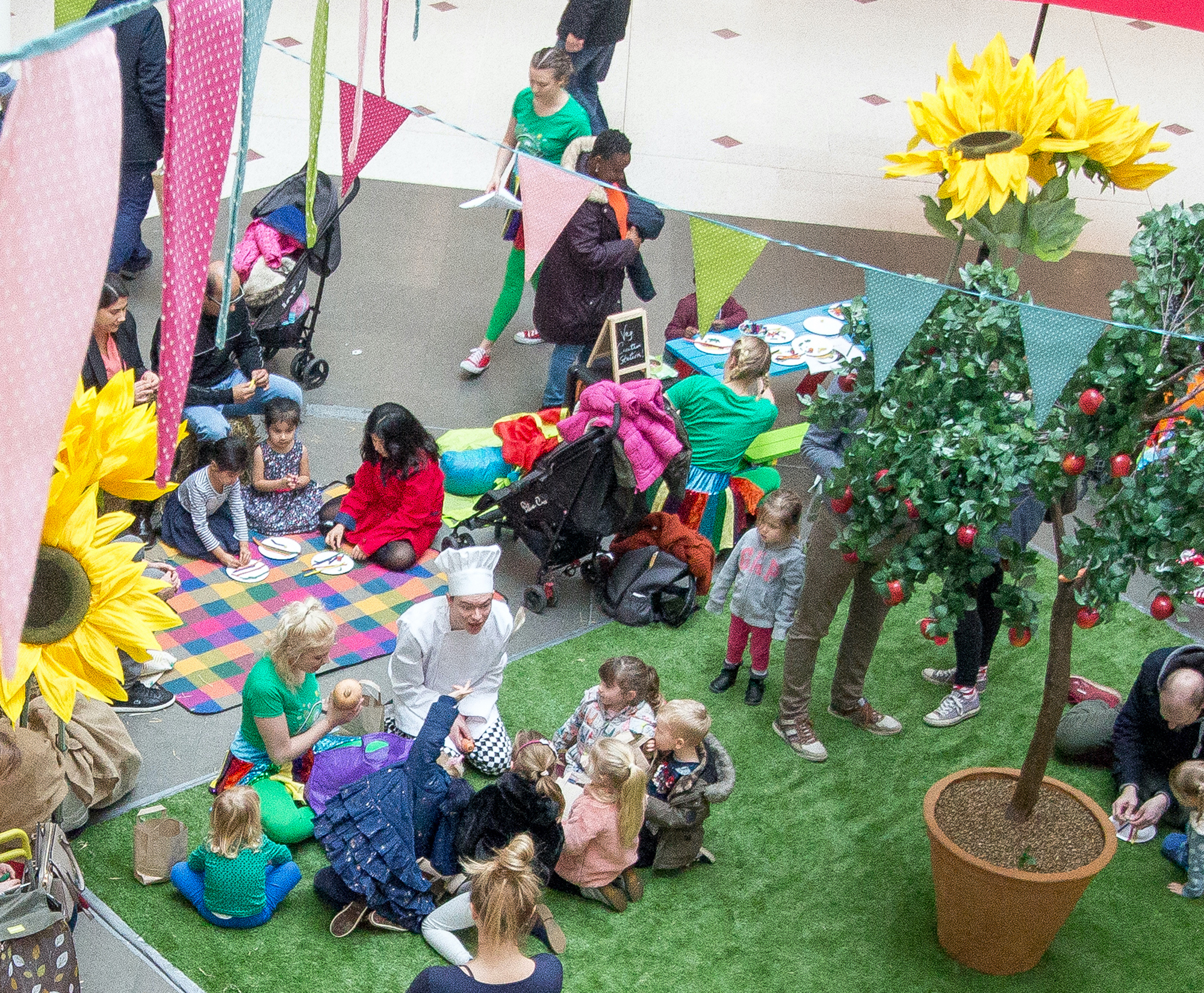 kidspeople childrens events shopping centres