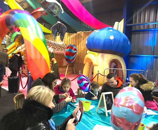 kidspeople event management fantastical chocolate festival